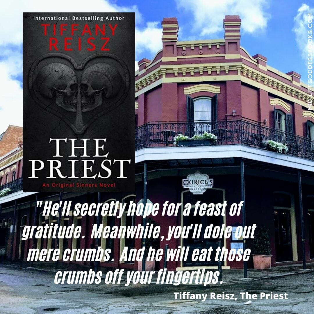 The Priest by Tiffany Reisz