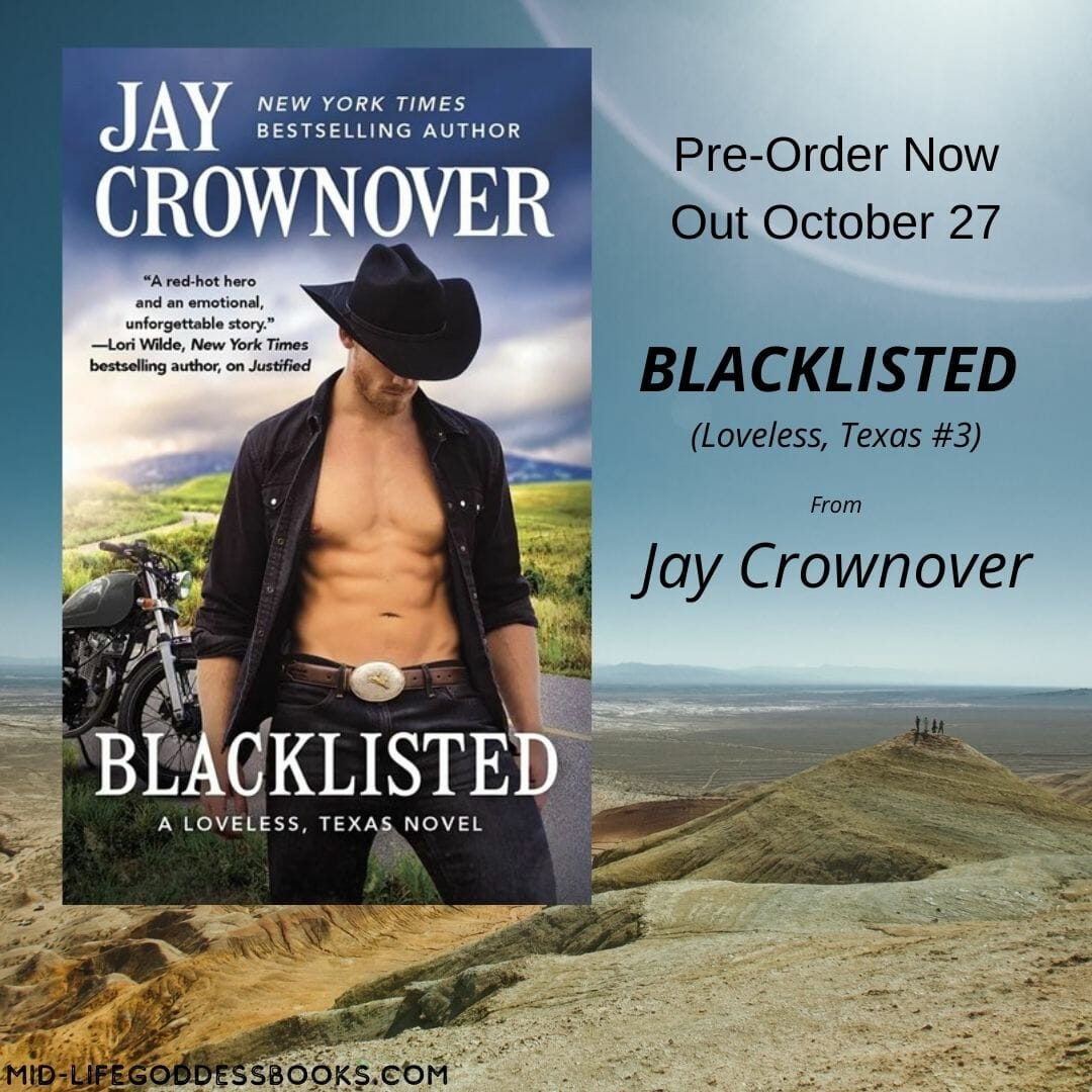 Blacklisted by Jay Crownover