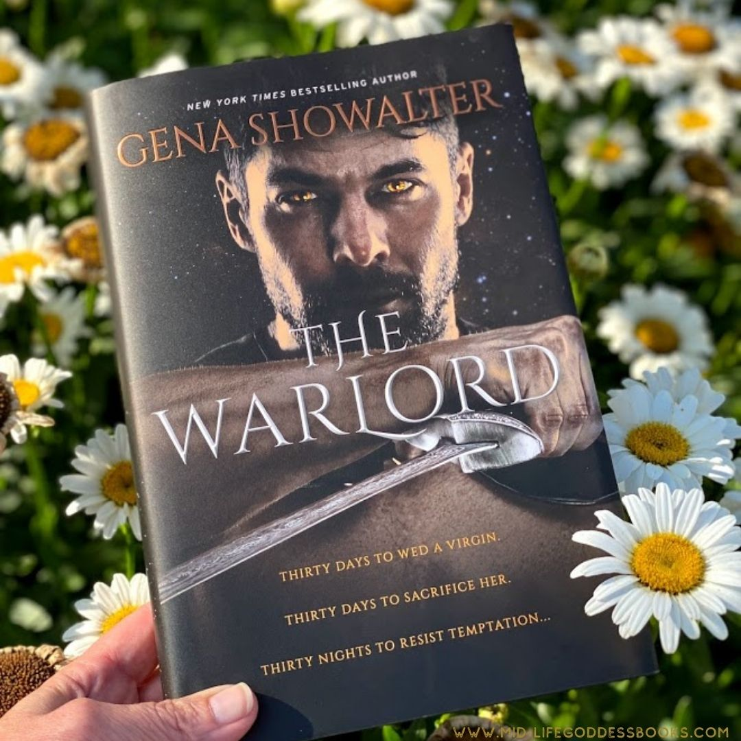 The Warlord book in Daisies