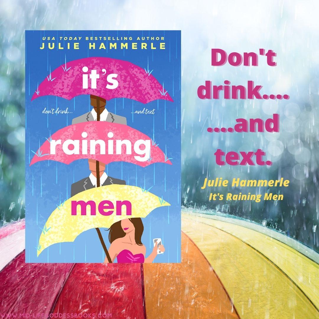It's Raining Men Book